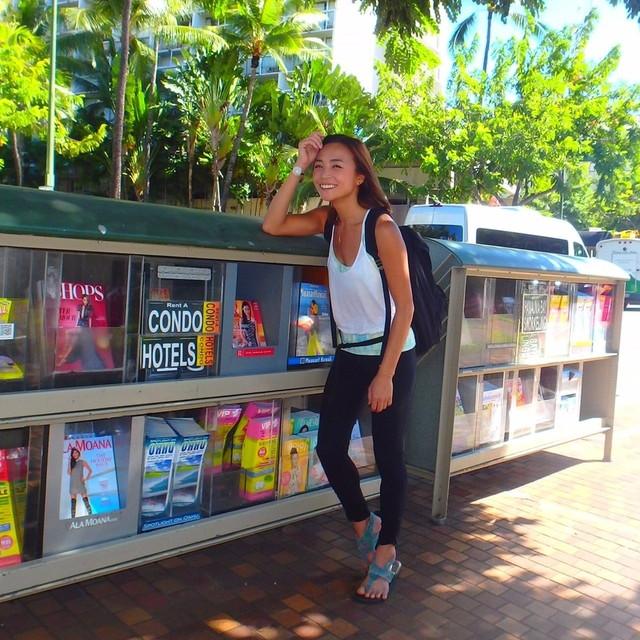 【ハワイヨガってそんなにいいの?】人気モデル里見茜さんの美の秘訣<PR>