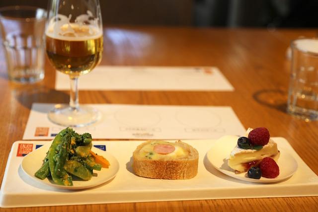 今年のお花見トレンドはビールとヨーロッパのチーズ!プレスイベント「チーズで楽しむお花見」に行ってきました。