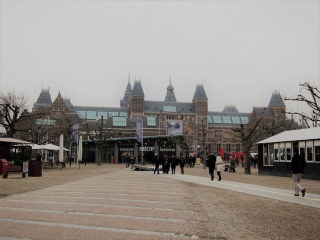 フェルメールにレンブラントも!アムステルダムの国立ミュージアムを効率的に回るコツ