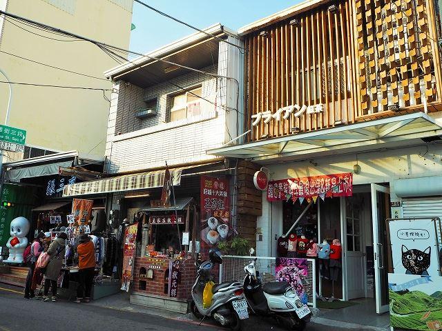 フォトジェニックな台南の最旬アートストリート、正興街と神農街をお散歩