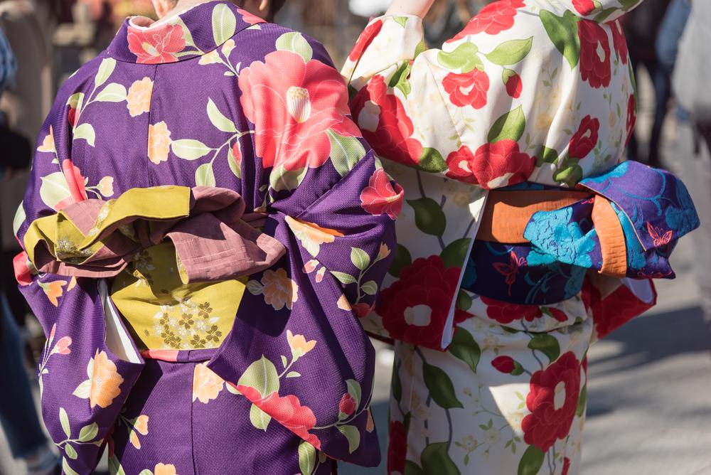 【卒業旅行女子旅 】しっとりと女子力アップ、着物姿で歩く京都の旅