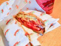 明洞の朝ごはんに食べたい!ボリューム満点「ホボントースト」