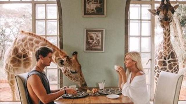 旅人の憧れ!世界を旅してインスタグラム画像1枚で100万円得るカップル