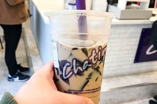 台湾で人気のパールティーのお店「Chatime」が新大久保に!