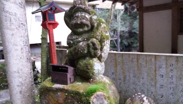 大阪のパワースポット 犬鳴山