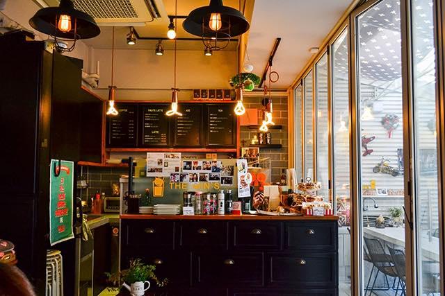 芸能人経営とは思えない最高の居心地のカフェ「THE MIN'S」