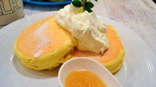並んでも食べたい!ふわっととろける名古屋「elk」のパンケーキ