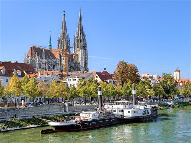 ドイツ中世の奇跡、ミュンヘン近郊の知られざる世界遺産の街・レーゲンスブルクの魅力