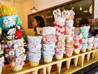 トッピング自由自在!可愛すぎるソウルのアイスクリーム屋さん「Bistopping」