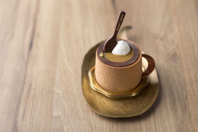 【期間限定】コーヒーの風味と紅茶の香りをとじこめたスイーツ&パン