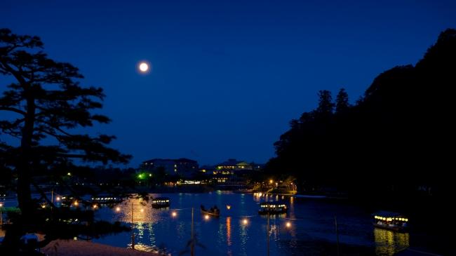 嵐山で鵜飼を楽しもう!-翠嵐 ラグジュアリーコレクションホテル 京都