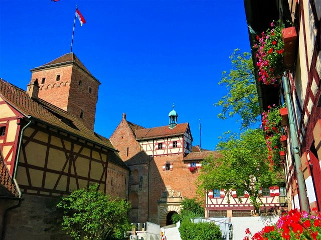 1000年前から街を見下ろす皇帝の城、ドイツ・ニュルンベルクの「カイザーブルク」が面白い