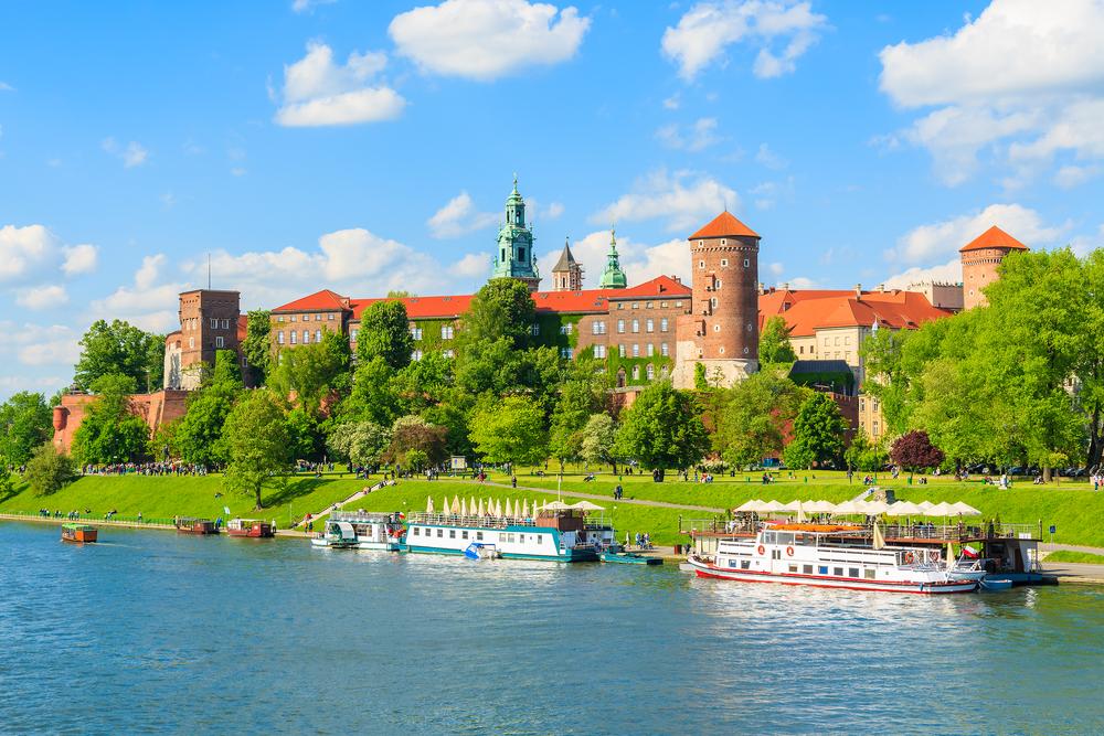 情緒薫る世界遺産の古都、ポーランドのクラクフでしたい7つのこと