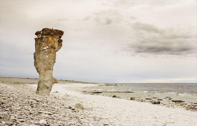 「魔女の宅急便」の街のモデルとなったスウェーデン離島の「ウィズビー」
