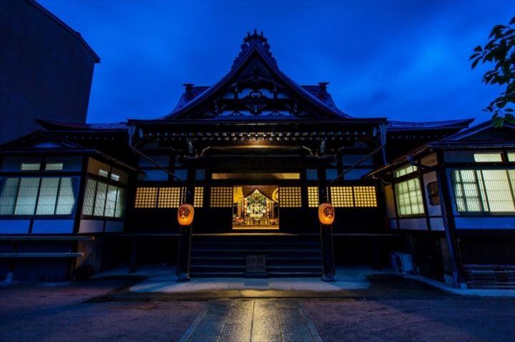 お寺再生プロジェクト「TEMPLE HOTEL高山善光寺」がプレオープン