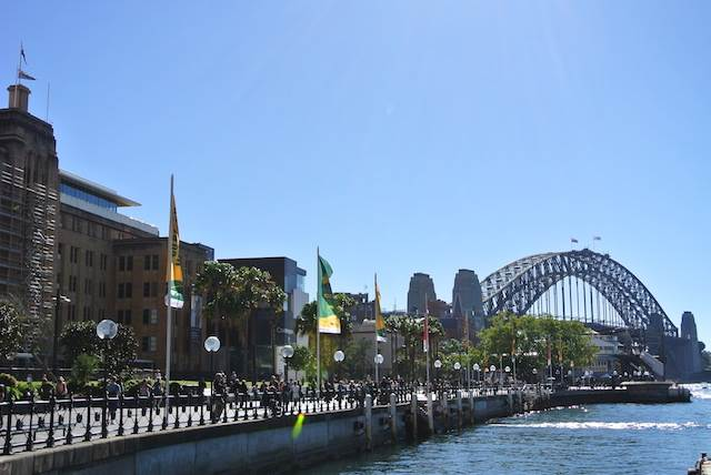 リアルなお金の話特集用:シドニーに1週間滞在するといくらかかる?