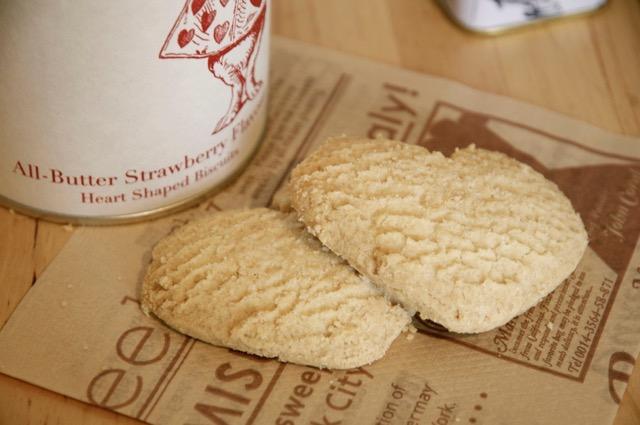 可愛くて、美味しい、ロンドンのお土産 クッキー