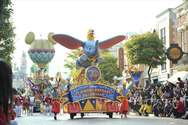 【保存版】香港ディズニーランド!初心者必見ショー・アトラクション情報