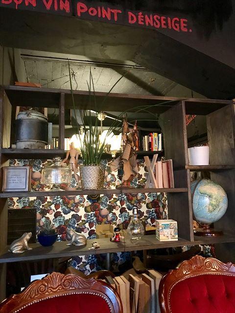 夜カフェのアティックがカフェビストロ「アメニテ ギンザ」をオープン