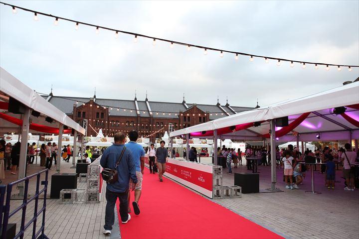 ミシュラン掲載店が集うフードフェスティバル in 横浜