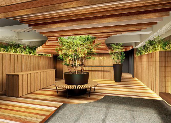 グランピングをイメージさせるカプセルホテルが秋葉原にオープン