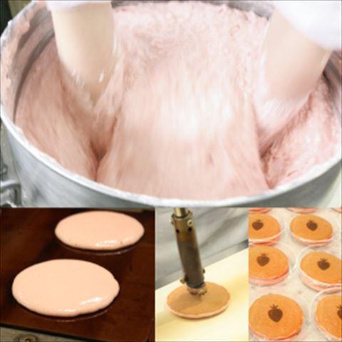 残暑にひんやり苺スイーツ「完熟いちごパンケーキ」はいかが?