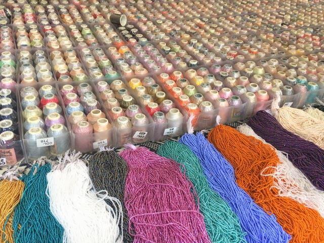 オヤのアクセサリーーカッパドキアの生活に根付いた伝統工芸