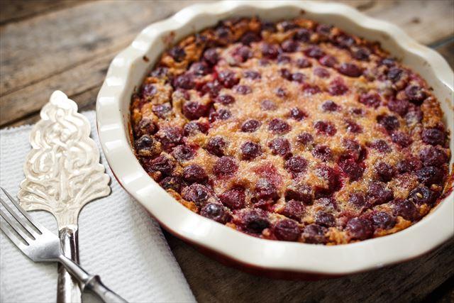 【簡単レシピ】フランス初夏のデザート「クラフティ」