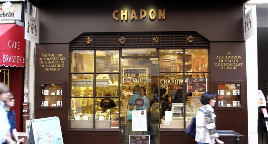 元バッキンガム宮殿のアイスクリーム職人シャポンがバーアイスプレゼント