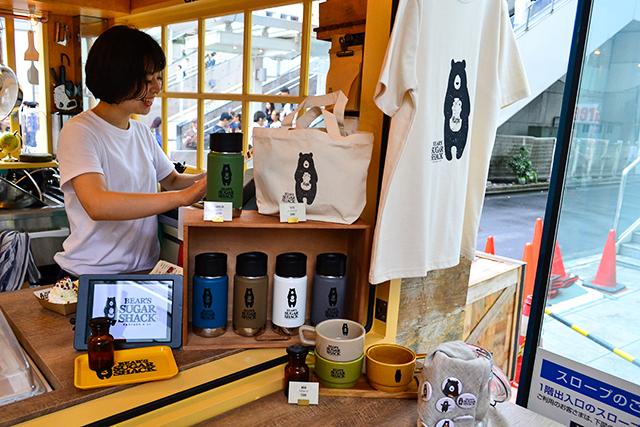 「ゆめかわいい」ミニパンケーキ「BEAR'S SUGER SHACK」が新宿にオープン!
