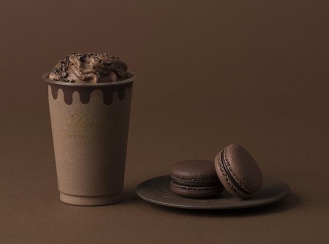 ドリンク史上最も本格的なダークチョコレートドリンクが秋の期間限定で発売!【リンツ】