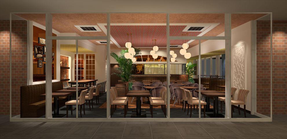 カリフォルニアの風を感じるタイ料理店オープン【赤坂インターシティAIR】