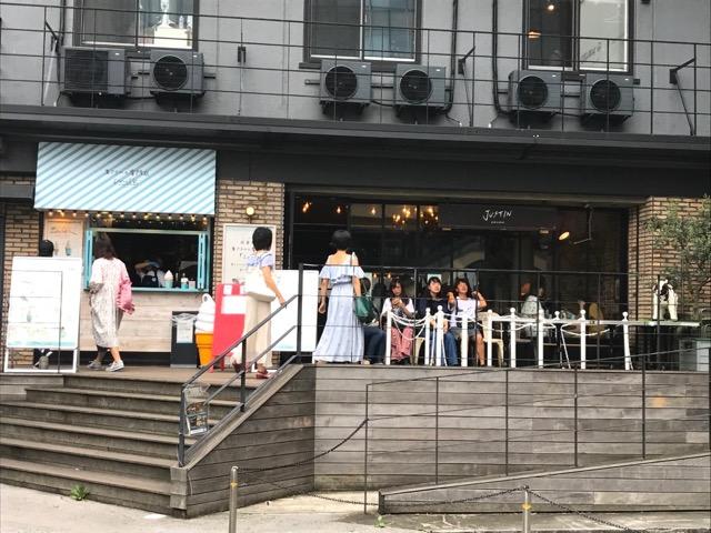 【話題】日本初!生クリーム専門店・ミルクでシフォンケーキを食べてみた