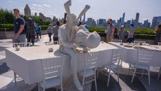 【期間限定10/29まで】ニューヨーク在住者が薦める摩天楼絶景穴場 METルーフトップガーデン