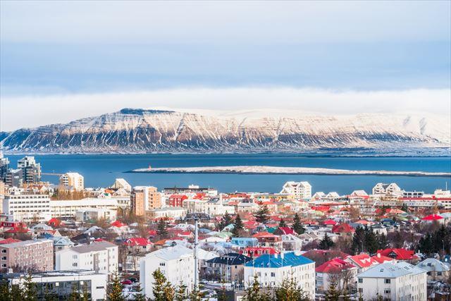アイスランドでドローン中継によるフードデリバリー開始!