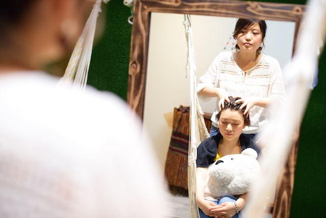 東京高円寺】世界初のハンモック美容室。なまけものと呼ばれても、楽チンしながら綺麗になりたい。
