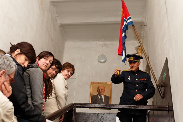 【上級者向け】ラトビアの刑務所に囚人として泊まる恐怖体験!?とはいえ博物館です。