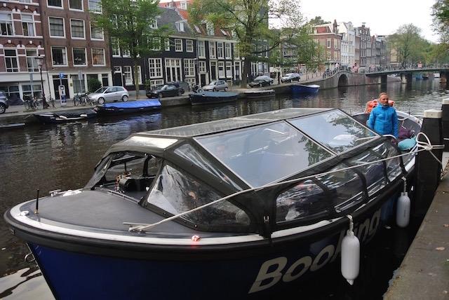 どこを切り取っても絵になるアムステルダム、運河クルーズを現地レポ/オランダ
