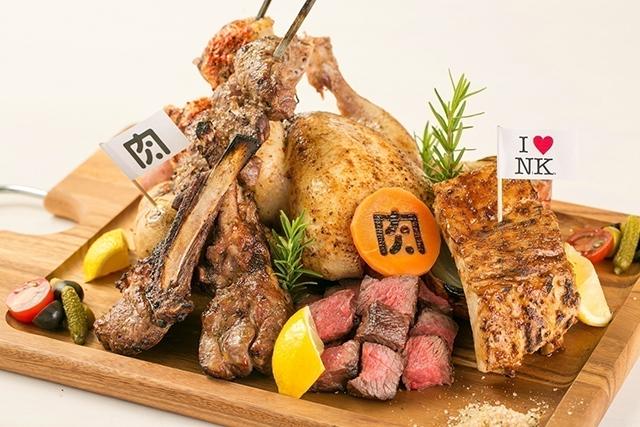 【肉の日】8日間限定!総重量2.9キロの肉盛りが半額に!