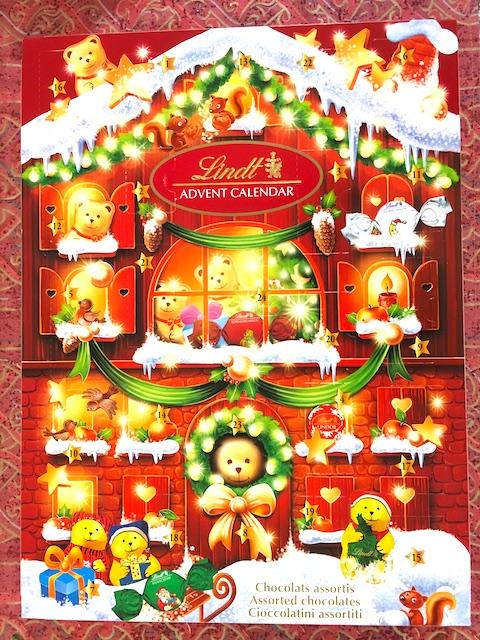 【今日のアドベントカレンダー】12月3日「リンツについて」