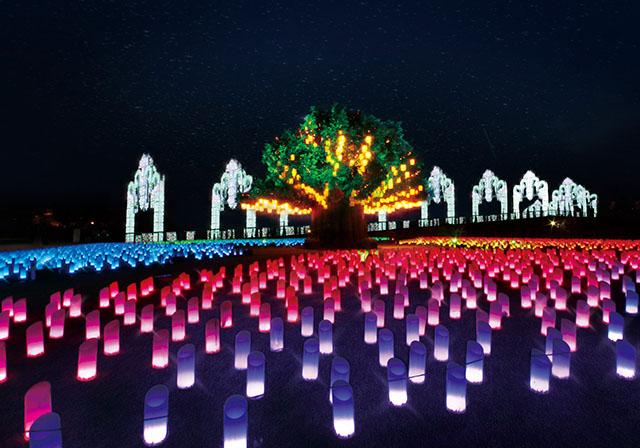 11月3日から新イルミネーション「青の宮殿」登場!史上最光の冬ラグーナ始まる