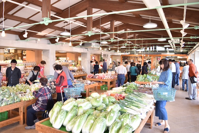 富山でNo.3の集客力を誇る観光名所はなんと道の駅だった