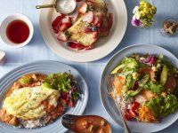 アフタヌーンティーの新業態が横浜にオープン!限定のフレンチトーストやふわとろ食感のスフレオムライスなども