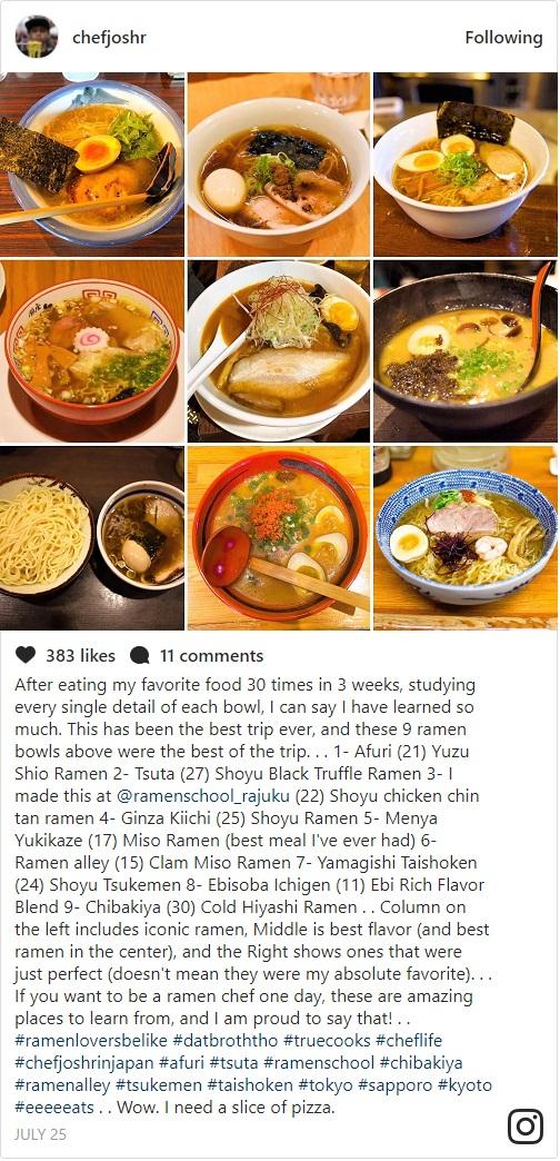 14歳のアメリカ人少年が、日本でラーメン食べ歩き&修行ツアー!