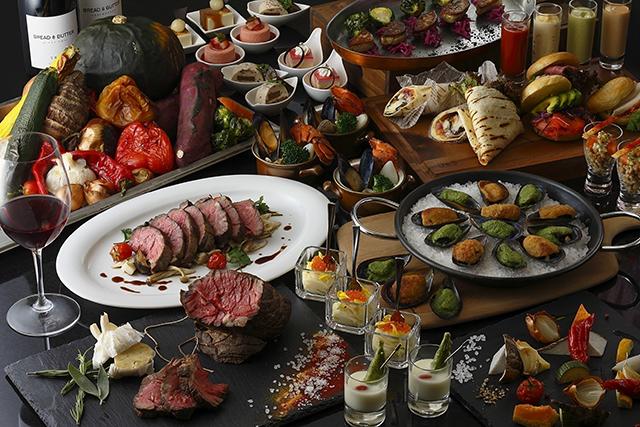 京都センチュリーホテルに五感で愉しむ 新感覚のビュッフェレストランが登場!