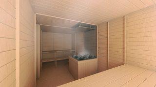 女性にも!サウナと睡眠に特化した新しい宿泊施設が12月に恵比寿にオープン!