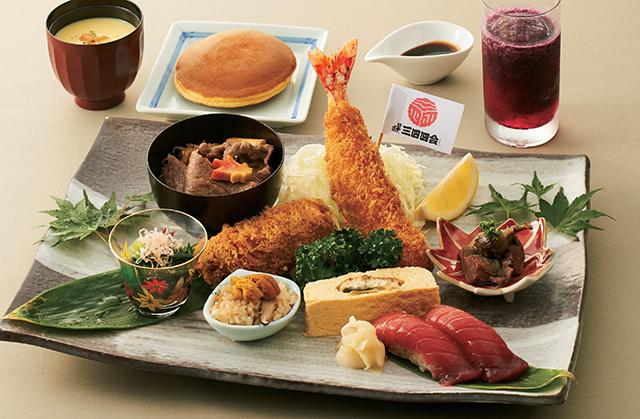 【日本橋三越】子供は食べられない?贅沢すぎる「大人のお子様ランチ」が登場!