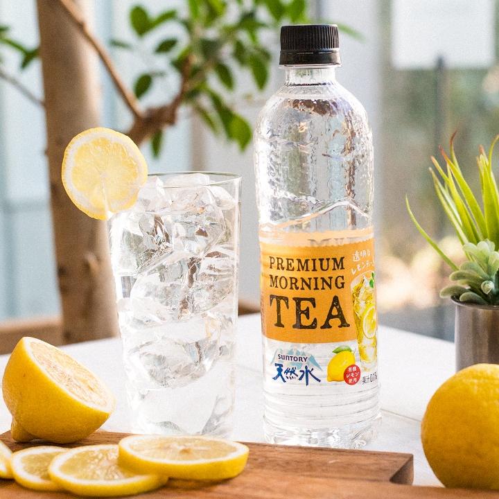 透明の紅茶ってこんな風にできていた!「PREMIUM MORNING TEA」が透明になる仕組みを大公開!