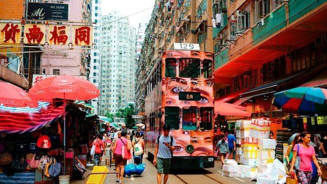 【妄想香港】1泊2日で1万5700円の格安ツアー!なにを置いてもまず飲茶