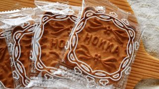 半沢直樹も愛したじろ飴とコラボ!創業約100年の老舗製菓の【米蜜ビスケット】
